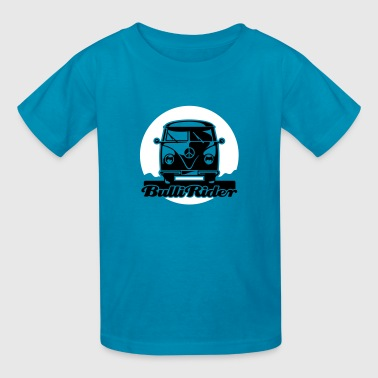 T1 Bus - Bullirider - Kids' T-Shirt