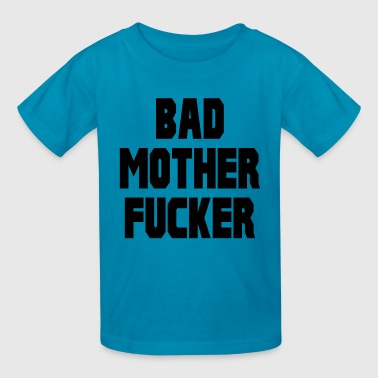 Pulp Fiction Bad Mother Fucker - Kids' T-Shirt