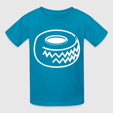 Car Tires Car Tire - Kids' T-Shirt
