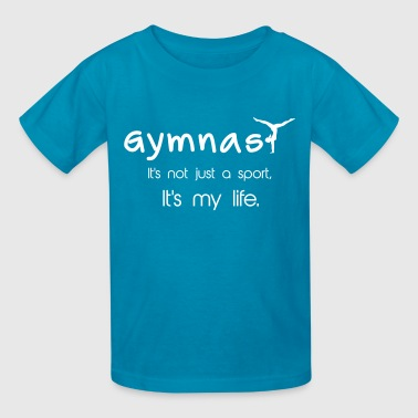 Gymnast - Kids' T-Shirt