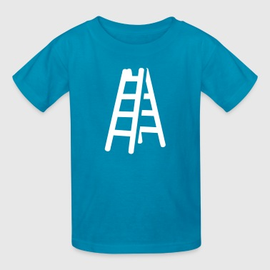 Ladders Ladder - Kids' T-Shirt