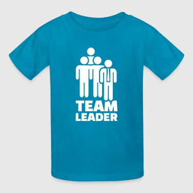 Team leader - Kids' T-Shirt
