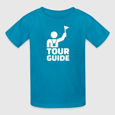 Tour guide - Kids' T-Shirt
