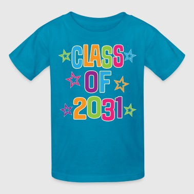 Kids Graduation Class of 2031 Kids Graduate - Kids' T-Shirt