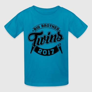Big Brother Twins 2017 - Kids' T-Shirt