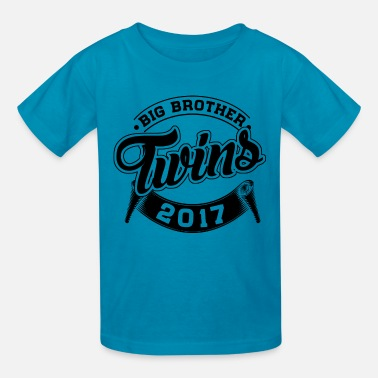 Big Brother Twins Big Brother Twins 2017 - Kids' T-Shirt