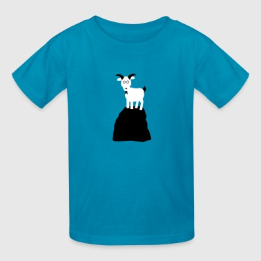 goat 3 - Kids' T-Shirt