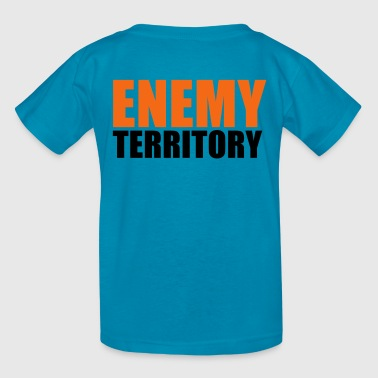 ENEMY TERRITORY - Kids' T-Shirt