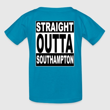 kneeslap STRAIGHT SOUTHAMPTON - Kids' T-Shirt