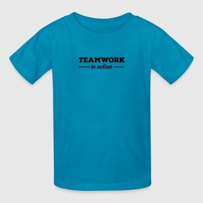teamwork - Kids' T-Shirt
