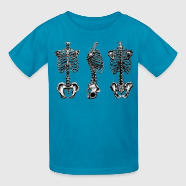 skeletons - Kids' T-Shirt