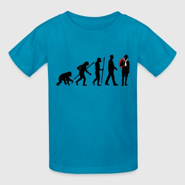 evolution_scout_2016_c_3c - Kids' T-Shirt