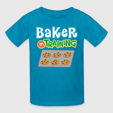 Baker in Training Cookies - Kids' T-Shirt