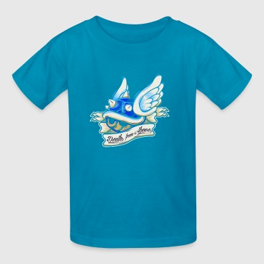 Death from Above - Kids' T-Shirt