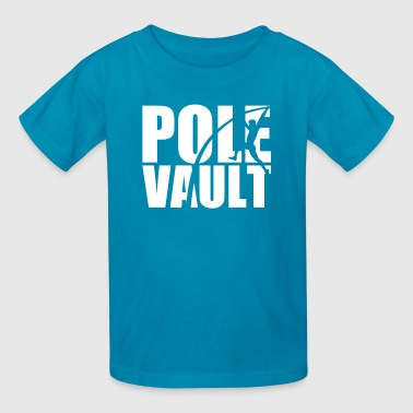 Pole vault - Kids' T-Shirt