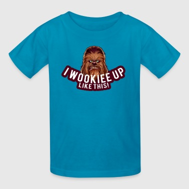 WOOKIEE UP - Kids' T-Shirt