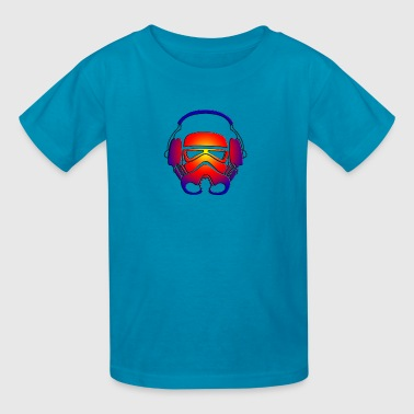 Stormtrooper Beats - Kids' T-Shirt