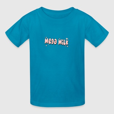 Mega milk - Kids' T-Shirt