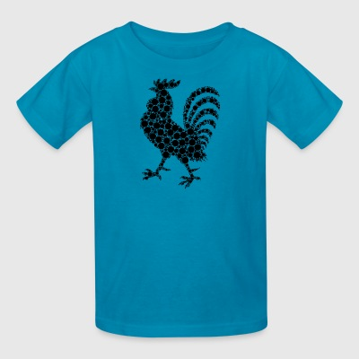 chicken232 - Kids' T-Shirt
