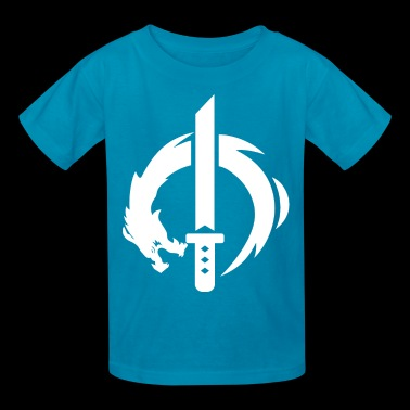 genji dragon - Kids' T-Shirt