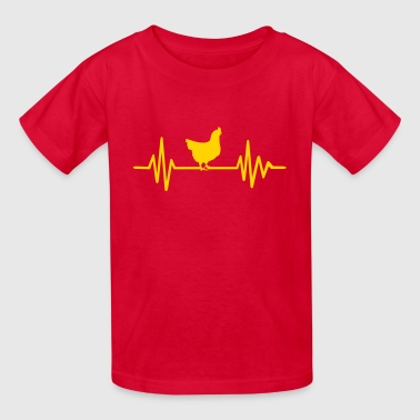 Hen - Kids' T-Shirt