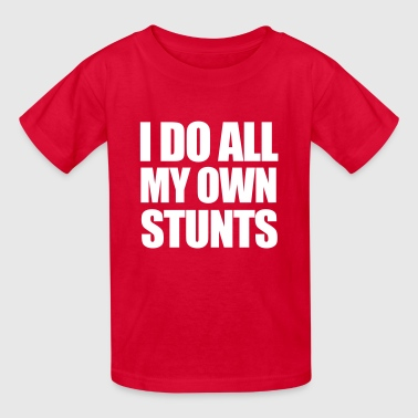Stunts - Kids' T-Shirt