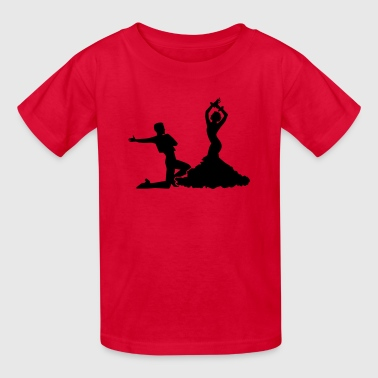 Flamenco - Kids' T-Shirt