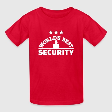 Security - Kids' T-Shirt