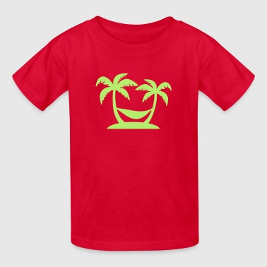 Palm - Kids' T-Shirt