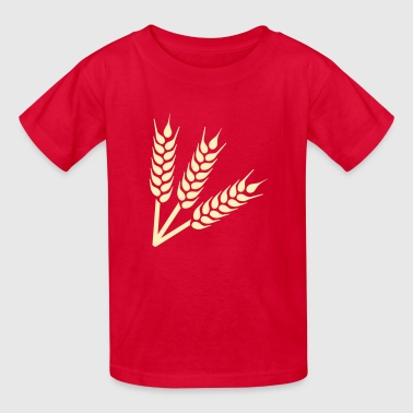Wheat - Kids' T-Shirt
