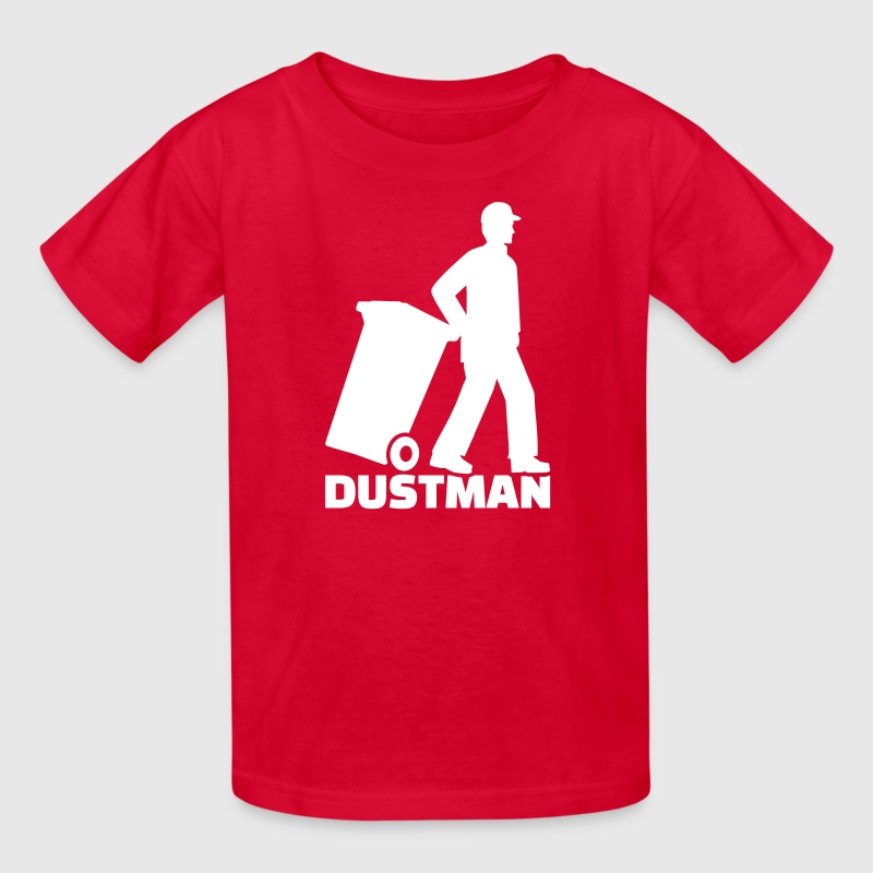 Dustman - Kids' T-Shirt