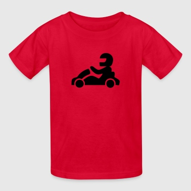 Kart Racing (Go-Kart) - Kids' T-Shirt