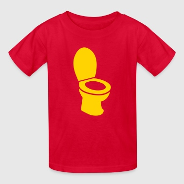 Toilet - Kids' T-Shirt