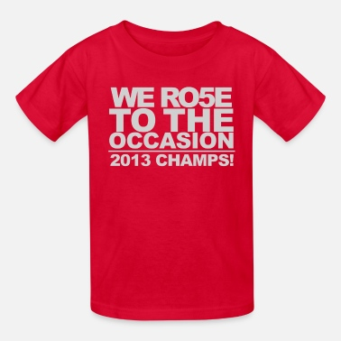 Occasion Rose to the Occasion - Louisville - Kids' T-Shirt