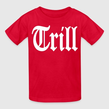 Live Love Asap Trill - stayflyclothing.com - Kids' T-Shirt