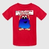 Welcome Home Daddy Monster - Kids' T-Shirt