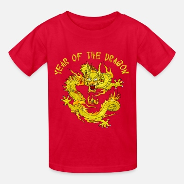Chinese Dragon Year Of The Dragon - Kids' T-Shirt