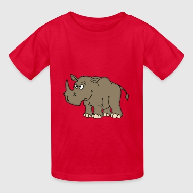 Rhino - Kids' T-Shirt