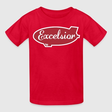 Excelsior (archer) - Kids' T-Shirt