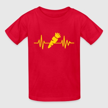 Vegetarian - Kids' T-Shirt