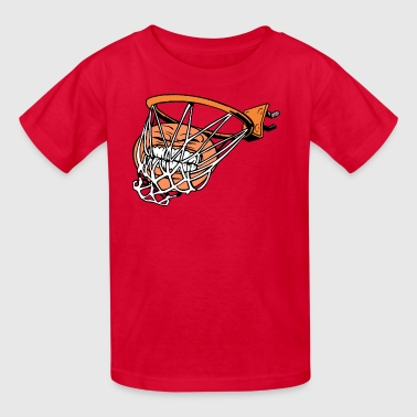 Basketball Design - Kids' T-Shirt