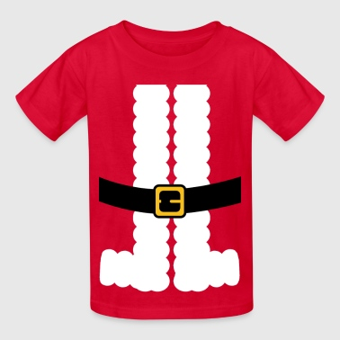 Santa Claus Suit - Kids' T-Shirt