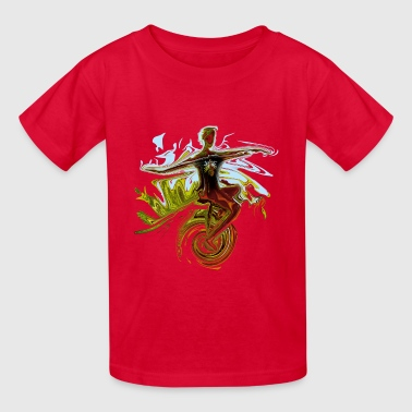 Unicycle unicycle - Kids' T-Shirt