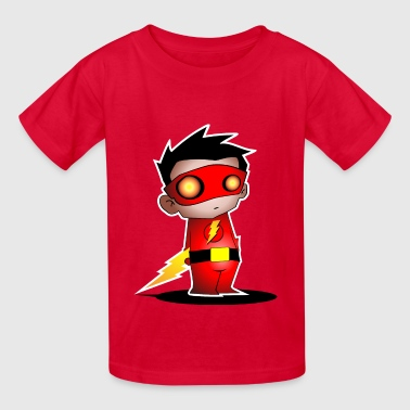 Kids Superhero cute superhero - Kids' T-Shirt