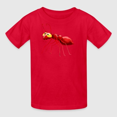 Red Ant - Kids' T-Shirt