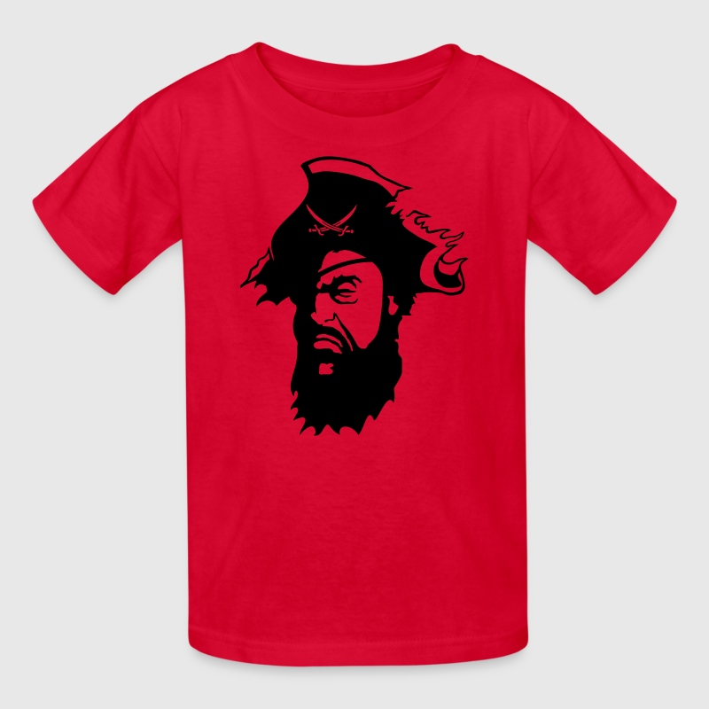 Pirate Face - Kids' T-Shirt