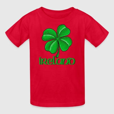 Ireland Shamrock - Kids' T-Shirt