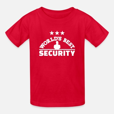 Secure Security - Kids' T-Shirt