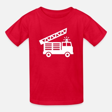 Fire Department Fire truck - Kids' T-Shirt
