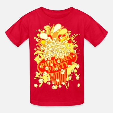 Popcorn POPCORN_PARTY - Kids' T-Shirt